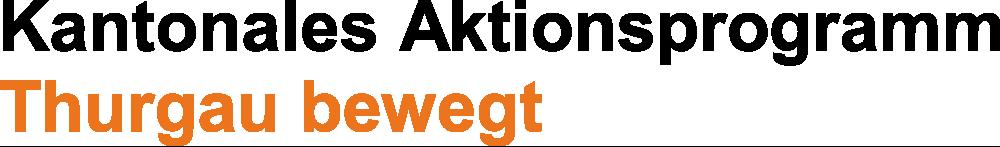 Thurgau Bewegt Logo