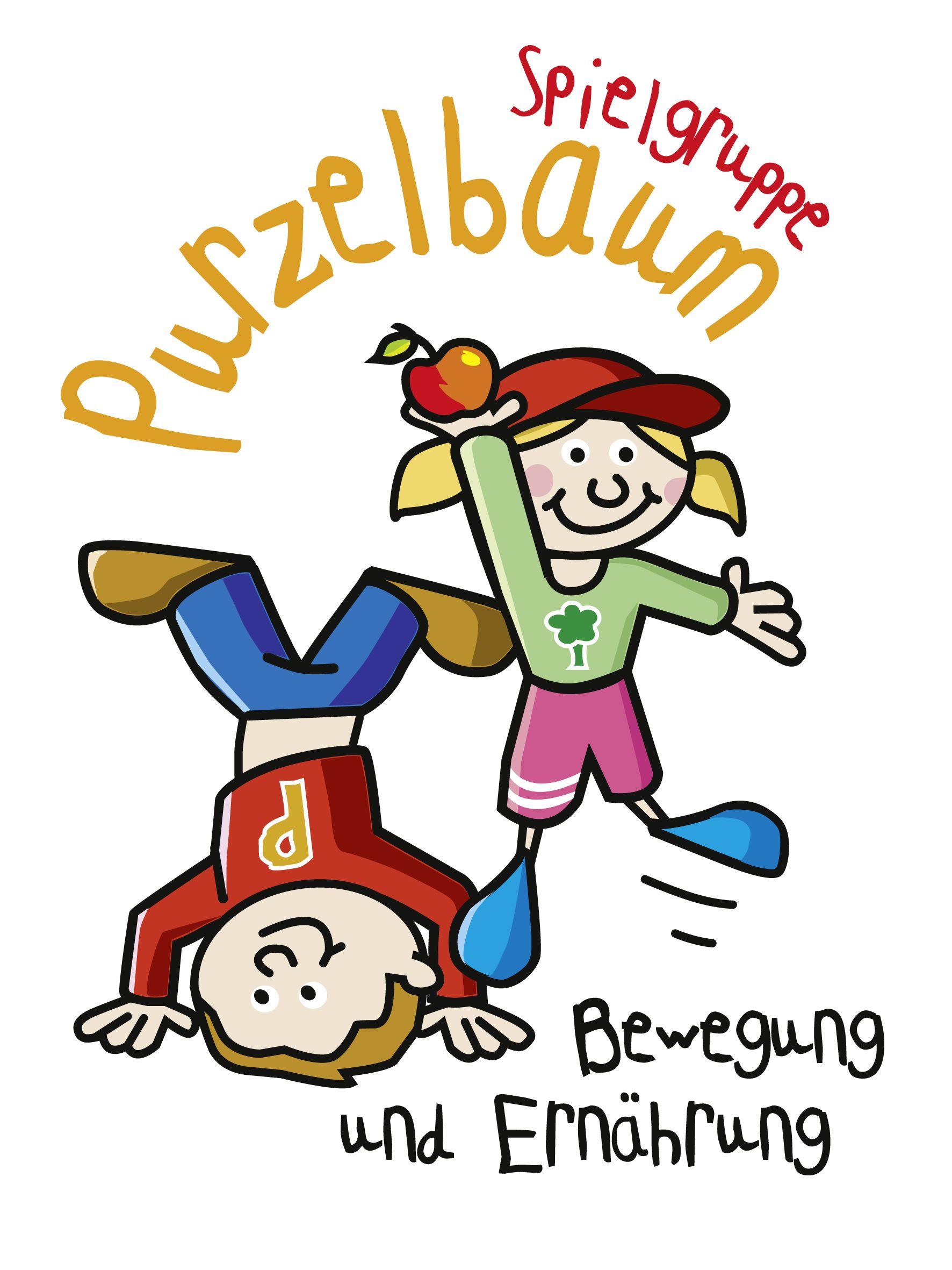 Purzelbaum Spielgruppe Logo