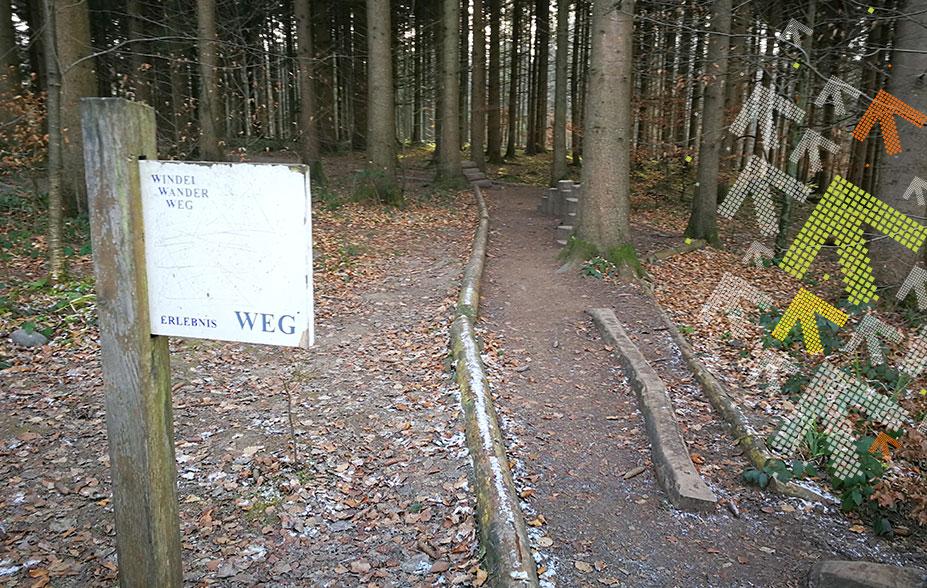 Bruderhaus Windelwanderweg