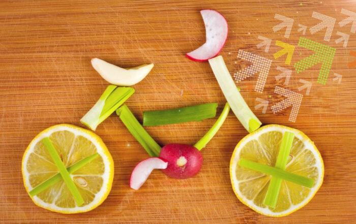 Gemüse Velo