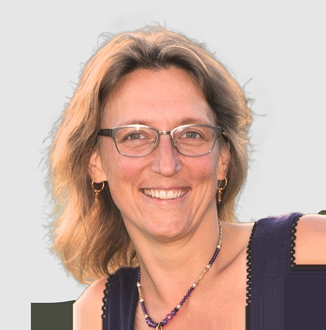 Ernährungsberaterin Silvia Niederberger