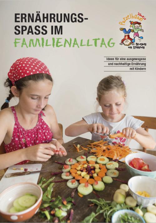 Ernährungsspass im Familienalltag